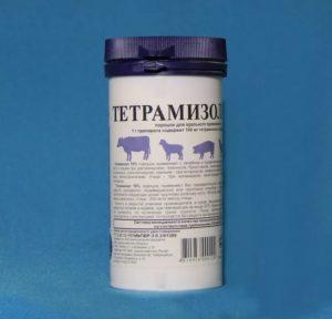 Тетрамизол