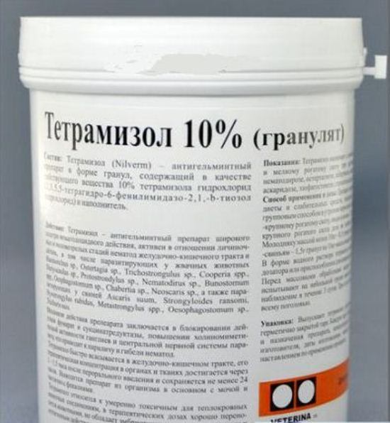 Тетрамизол 10%