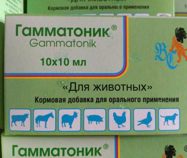 Гамматоник для цыплят: инструкция по использованию
